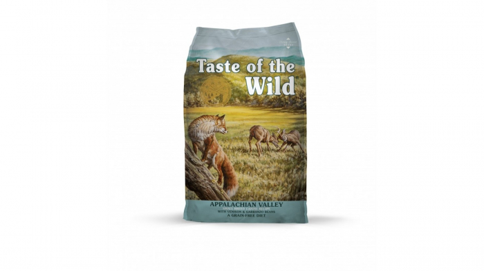 Taste of the Wild Appalachian Valley Small Breed - 2 Kg 0