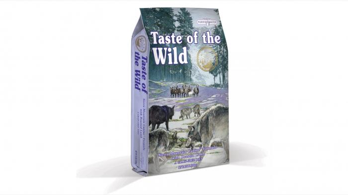 Taste of the Wild Sierra Mountain, 2 kg 0