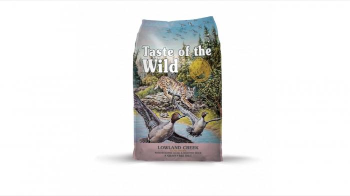 Taste of the Wild Lowland Creek Feline - 2 Kg [0]