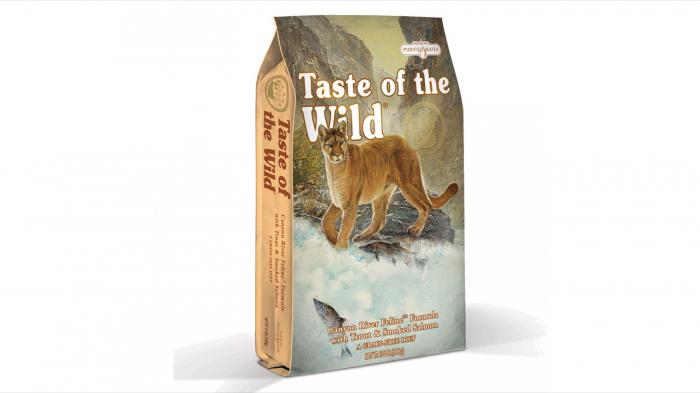 Taste of the Wild Cat - Canyon River Formula, 6,6 kg 0