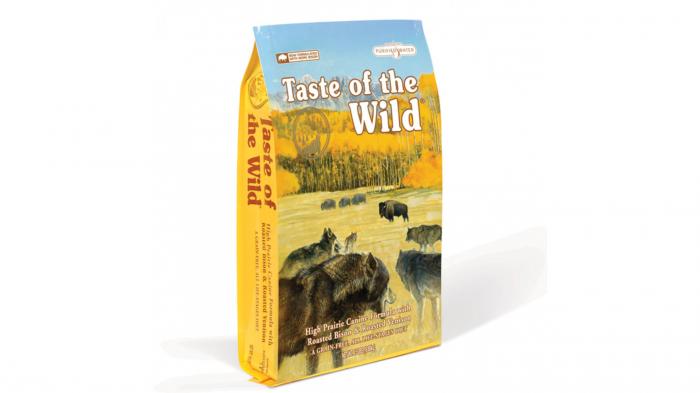Taste of the Wild High Prairie Canine Formula, 2 kg 0