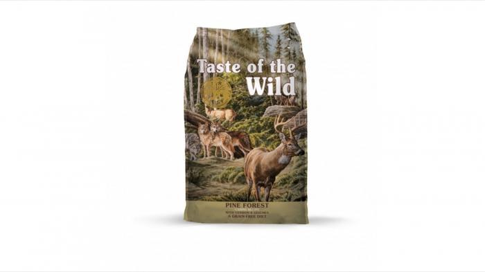 Taste of the Wild Pine Forest - 12.2 Kg 0