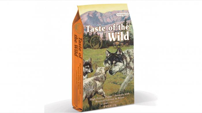 Taste of the Wild High Prairie Puppy Formula, 12.2 kg 0