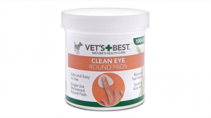 Vet's Best Eye Wipes, 100 bucati 0