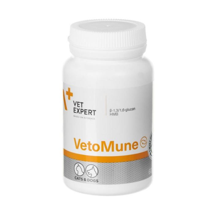 VetoMune 120 mg - 60 capsule 0