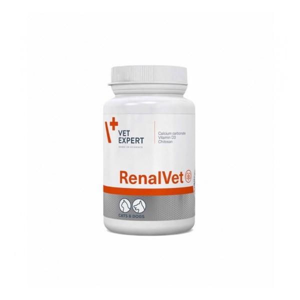 RenalVet pentru caini si pisici - 60 cp Twist Off 0