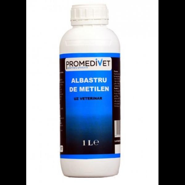 Promedivet Albastru de metilen, 1%, 1 l [0]