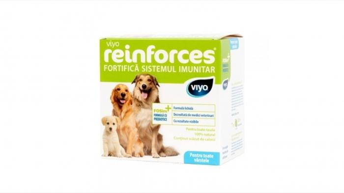 Viyo Reinforces pentru caini toate varstele 7 x 30 ml [0]