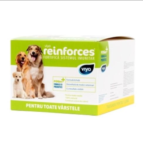 Viyo Reinforces pentru caini toate varstele 30 x 30 ml 0