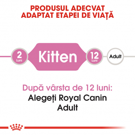 Royal Canin Kitten, 2 kg4