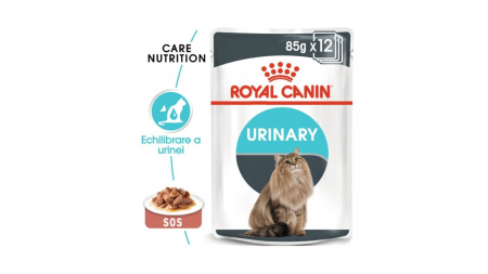 Royal Canin Urinary Care In Gravy, 1 x 85 g0