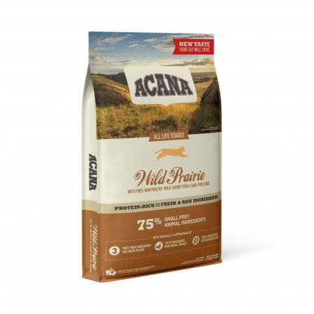 Acana Wild Prairie Pisici – Cat 4.5 Kg0