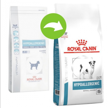 Royal Canin Hypoallergenic Small Dog 3.5 Kg - Hrana uscata0