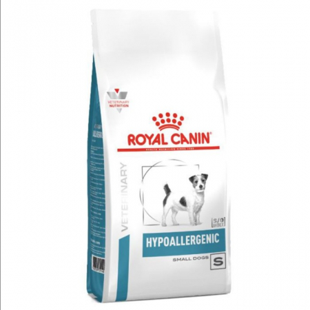Royal Canin Hypoallergenic Small Dog 3.5 Kg - Hrana uscata1