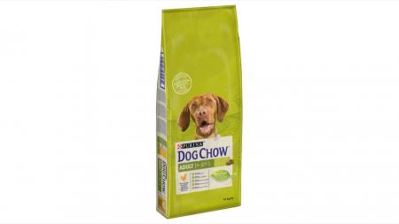 Dog Chow Adult cu Pui 14 kg [0]