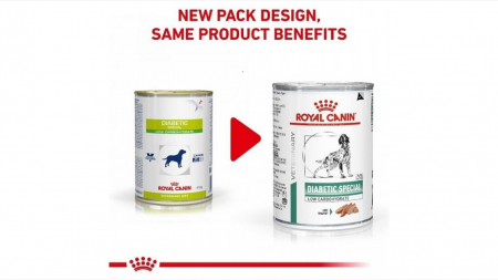 Royal Canin Diabetic Special Low Carbohydrate Dog conserva 410 g [1]
