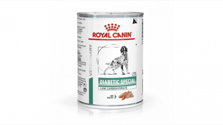 Royal Canin Diabetic Special Low Carbohydrate Dog conserva 410 g [0]