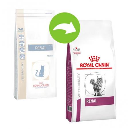 Royal Canin Felin Renal, 400 g0