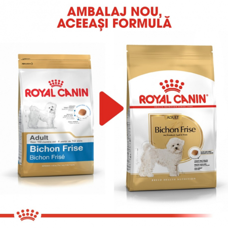 Royal Canin Bichon Frise Adult, 1.5 kg2
