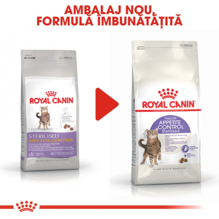 Royal Canin Sterilised Appetite Control Care, 400 g7