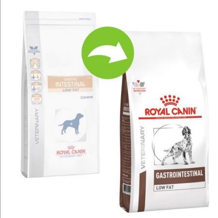 Royal Canin Gastro Intestinal Low Fat Dog 12 kg0