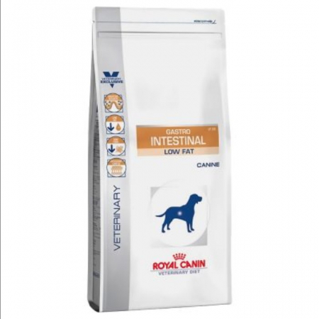 Royal Canin Gastro Intestinal Low Fat Dog 12 kg2
