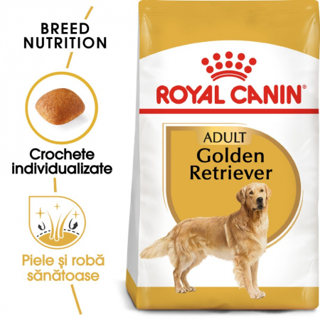 Royal Canin Golden Retriever Adult 12 Kg0