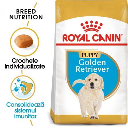 Royal Canin Golden Retriever Puppy 3 Kg0