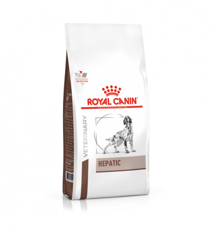 Royal Canin Hepatic Dog 12 Kg0