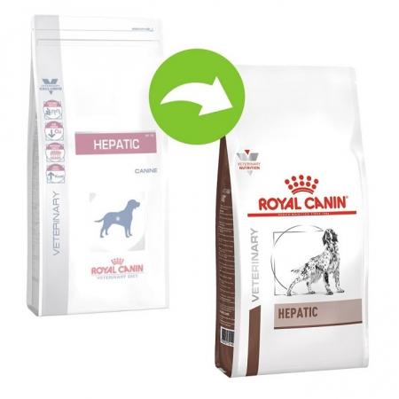 Royal Canin Hepatic Dog 6 Kg1