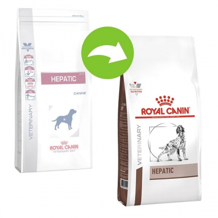 Royal Canin Hepatic Dog 1.5 Kg1