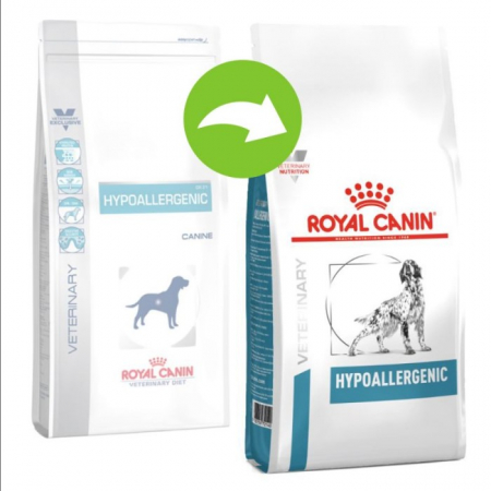 Royal Canin Hypoallergenic Dog 7 kg0
