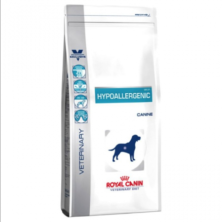 Royal Canin Hypoallergenic Dog 7 kg2