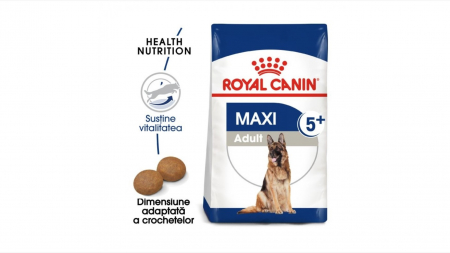 Royal Canin Maxi Adult (5+), 15 Kg0