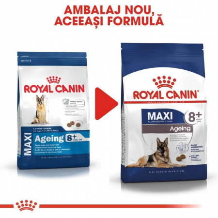 Royal Canin Maxi Ageing 8+, 15 kg4