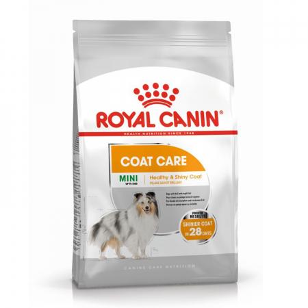 Royal Canin Mini Coat Care Adult, pentru o blana sanatoasa si lucioasa - 1kg [0]