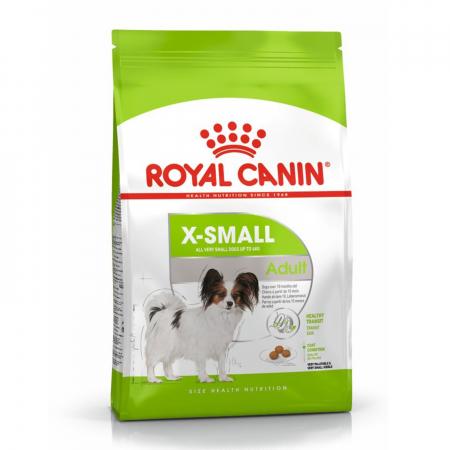 Royal Canin X-Small Adult, hrană uscată câini, 1.5 kg [6]