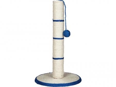 Sisal Plat cu Stalp si Jucarie H50 cm Diametru 31 cm [2]