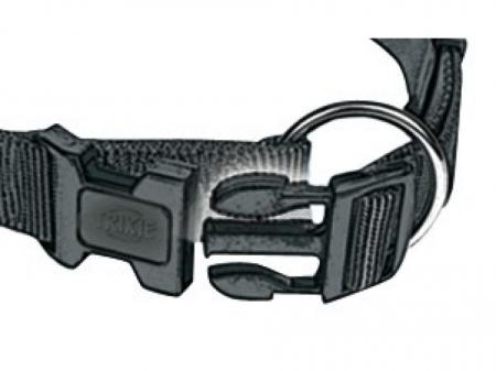Zgarda Premium 22-35 cm/10 mm Negru [1]