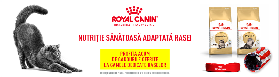 Cadouri Royal Canin - Pisici