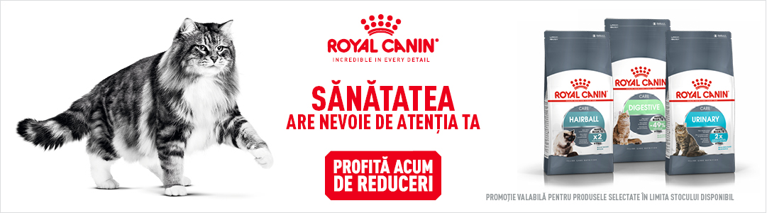 Royal Canin - FCN TPR Categorii