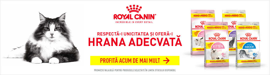 Royal Canin - extra bags