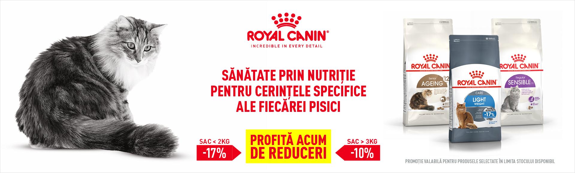 Royal Canin - cat bags