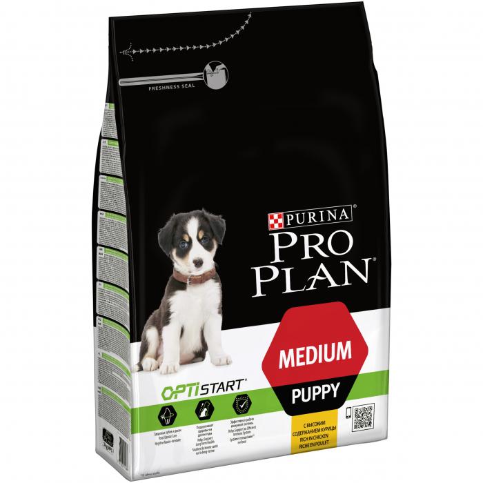 PURINA PRO PLAN Dog Medium Puppy  Rich in Chicken 3 kg 0