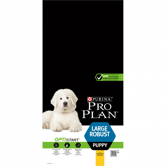 PURINA PRO PLAN Dog Large Puppy Robust Rich in Chicken 12 kg 0