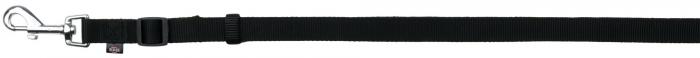 Trixie Lesa Chinga Reglabil Negru 1.20 m-1.80 m/2.0 mm [0]