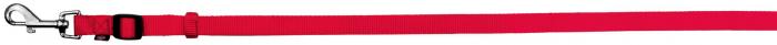 Trixie Lesa Chinga Reglabil  Rosu 1.20 m-1.80 m/20 mm 0