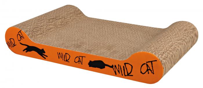 Carton  Trixie pentru zgariat, Wild Cat, 41x7x24 cm ,48000 0
