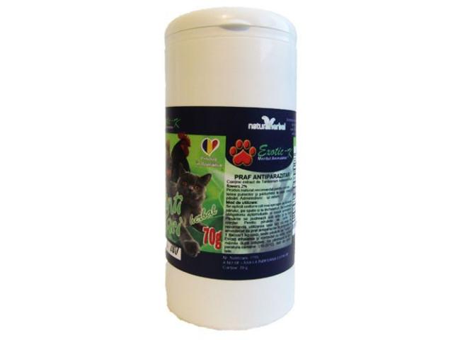 Praf Antiparazitar 70 g Herbal 0
