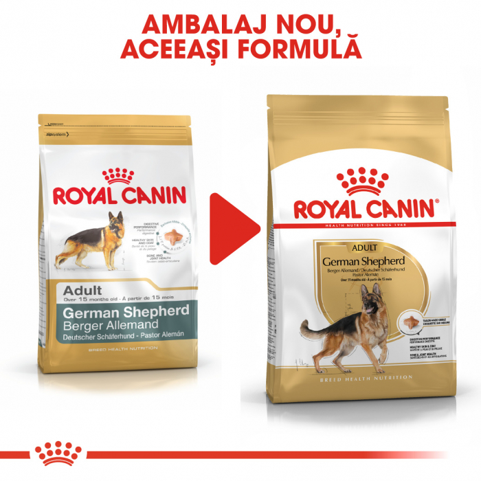 Royal Canin German Shepherd Adult hrana uscata pentru caini 11 kg 1
